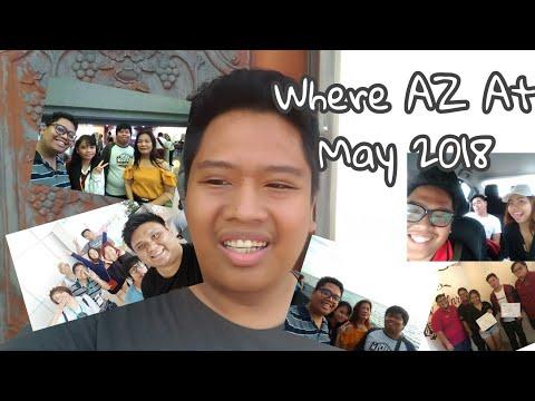 Nagtalk si Baninay, Nagauditions sa PBB at Umattend ng Furry Pinas | Where AZ At! May 2018