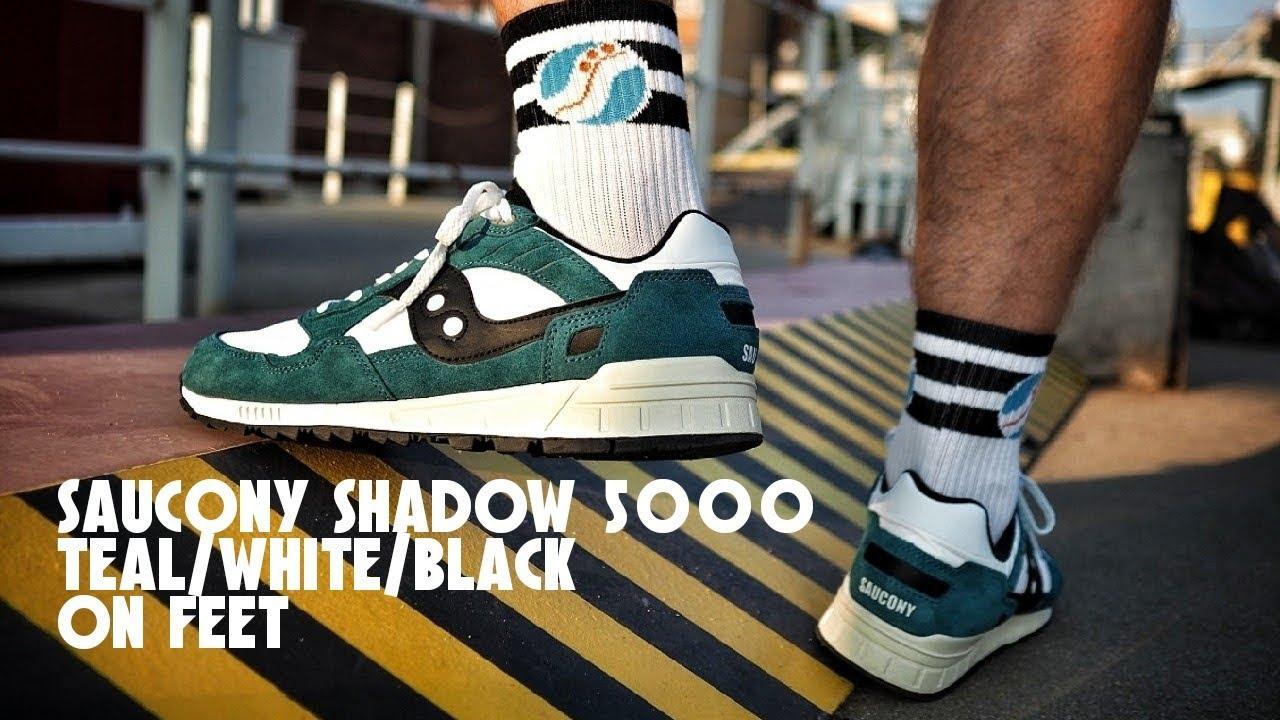 10494fb2e93d On Feet  Saucony Shadow 5000 Vintage Teal   Saucony did me good ...
