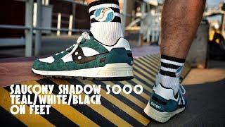 On Feet: Saucony Shadow 5000 Vintage