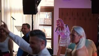 Svatba Martin a Pavla Matějkovi - zpívá Markéta Konvičková