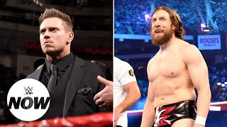 The Miz is returning to SmackDown LIVE, and Daniel Bryan cannot wai...