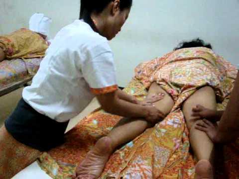 สอนนวดน้ำมันอโรมา aroma massage ,oil massage