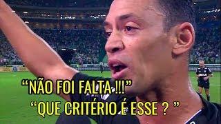 Olha só o que falou Ricardo Oliveira no final da partida entre Palmeiras 3x2 Atlético-MG