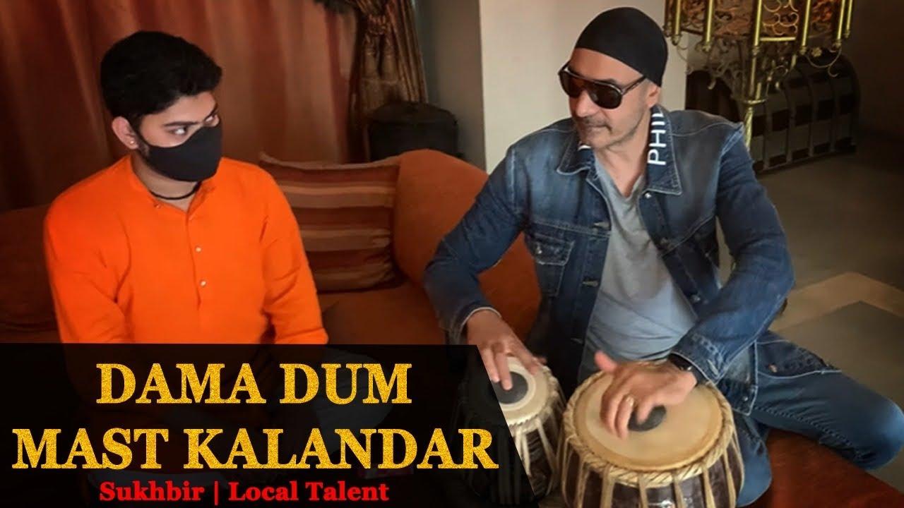 Damadam Mast Kalandar | Impromptu | Jaipur | Sukhbir | Local Talent