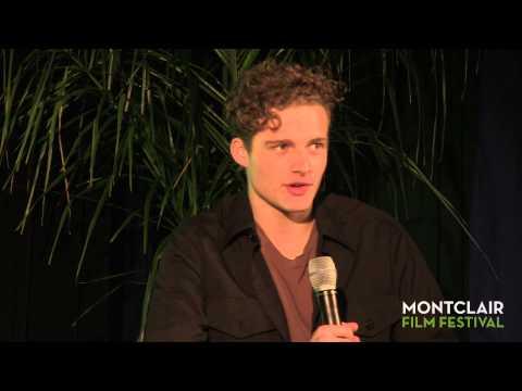 Montclair Film Festival 2014 Kristin Connolly & Ben Rosenfield Conversation - TV vs Film