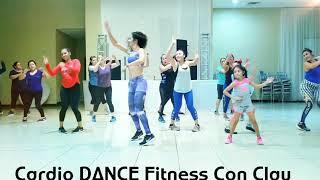 JUANA LA CUBANA - CARDIO DANCE FITNESS CHOREOGRAPHY
