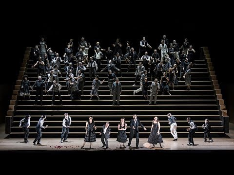 The Royal Opera Chorus on performing Carmen (The Royal Opera)