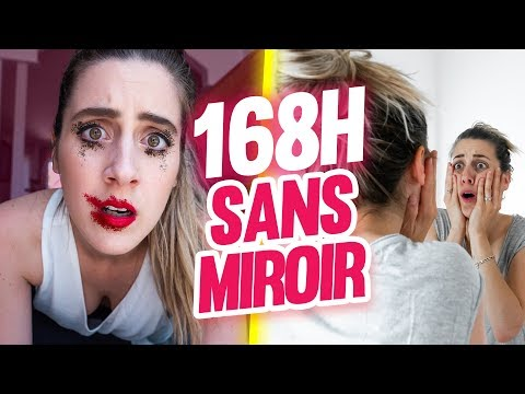 LIVE 168H WITHOUT MIRROR - 1 WEEK CHALLENGE   DENYZEE