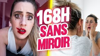 LIVE 168H WITHOUT MIRROR - 1 WEEK CHALLENGE | DENYZEE