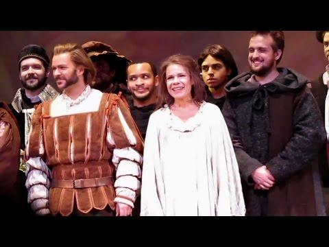 FAUST at Houston Grand Opera - Curtain Call - Nov. 5, 2016