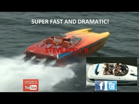 Super Fast Powerboat