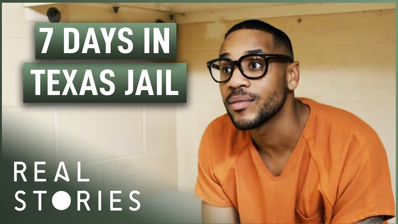 The Insider: Spending One Week In Texan Jail (Reggie Yates Documentary) | Real Stories