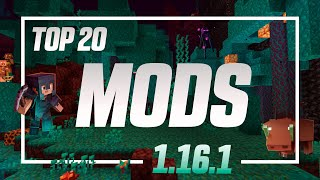 Top 20 Mods Para Minecraft 1.16.1