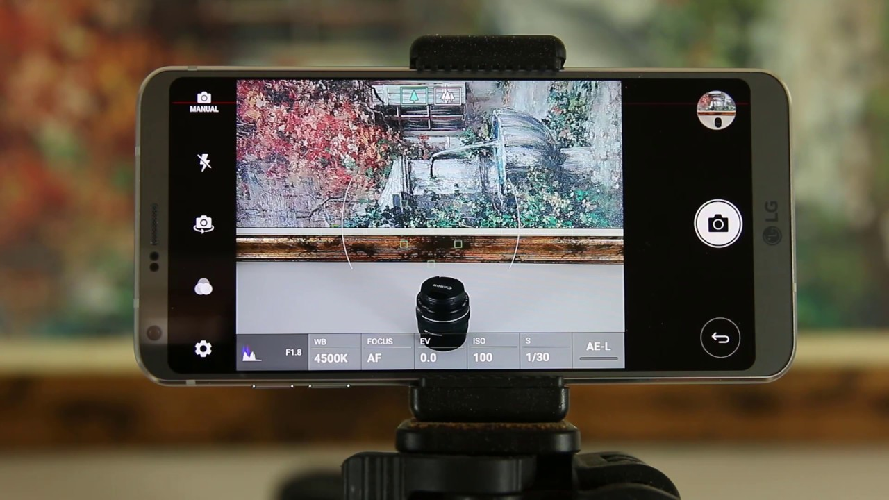LG G6 Camera Tips, Tricks, Features and Full Tutorial