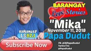 Barangay Love Stories November 11, 2018 Mika