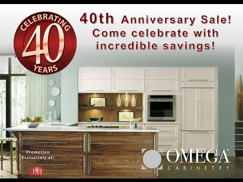JM Kitchen & Bath 40th Anniversary Cabinet Sale Denver Colorado ...