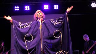 Arthur Brown - Voice of Love - Glastonbury Festival 2011