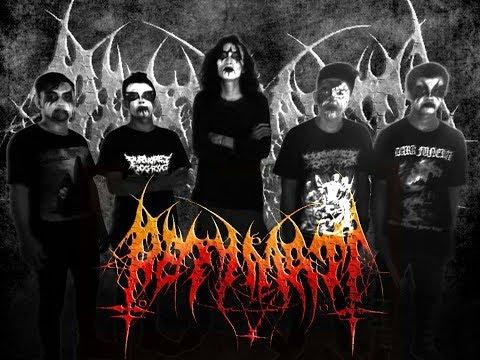 Peti Mati - Gerbang Makrifat (Purworejo Black Metal)
