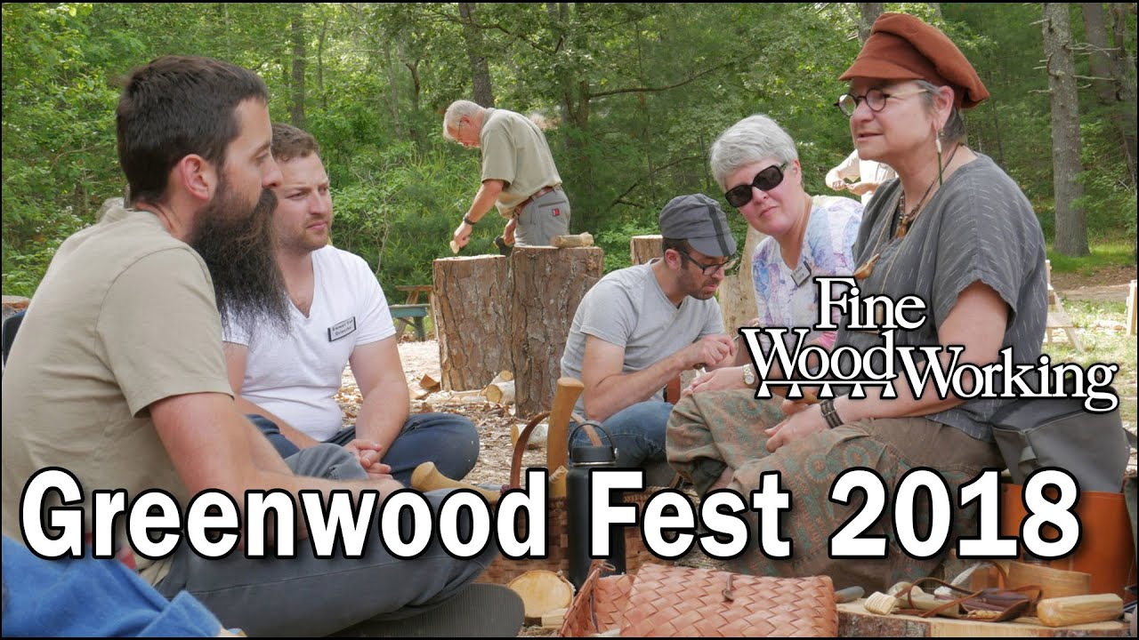 Greenwood Fest 2018: A Walk Through The Woods