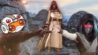 Star Wars The Last Jedi En Directo con Jeshua Revan Darth Zephan y Apolo1138 thumbnail