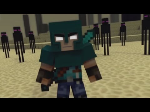 ♪ Top 5 Minecraft Song and Animations...