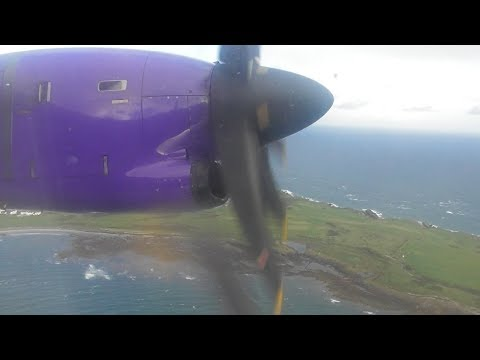 Flybe ATR 72-500 | Isle of Man to Liverpool *FULL FLIGHT*