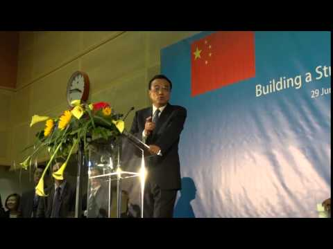 10th EU-China Business Summit, Brussels, 29 June 2015