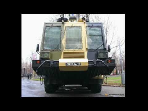 Водометы российских правоохранительных органов