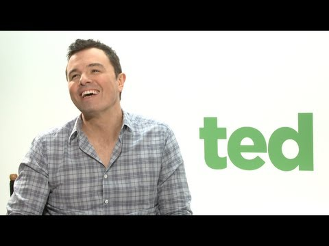TED Interviews with Mark Wahlberg, Mila Kunis and Seth MacFarlane