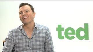 TED Interviews with Mark Wahlberg, Mila Kunis and Seth MacFarlane