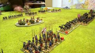 Battle 3. Thirty Years War, 15mm.