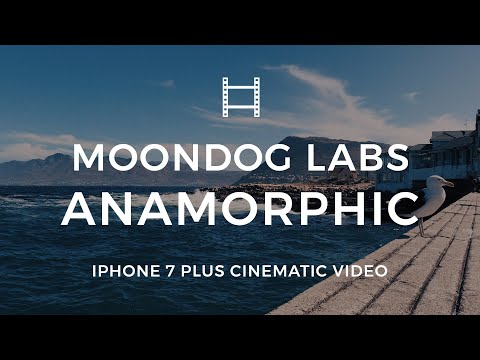 Moondog Labs Anamorphic iPhone Video   Cape Town - South Africa   iPhone 7 Plus