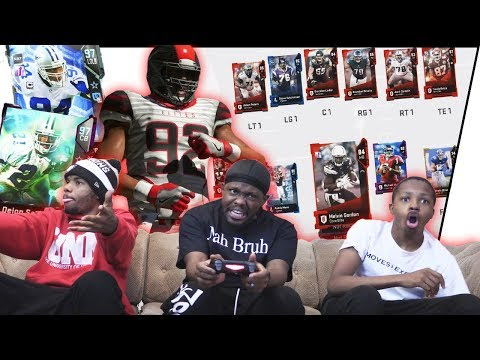 The TRASH Team Challenge! The Other Team Is STACKED! (Madden 19 MUT Squads)