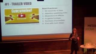 Konsoll 2013: Marketing Indie Games on a $0 Budget