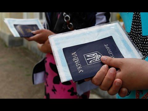 Из России выселяют часть украинских беженцев
