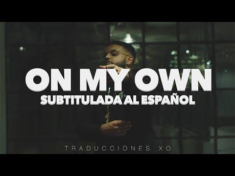 NAV - On My Own (Lyrics on Screen) (MODDED AUDIO)