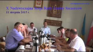 Radni nie wiedzieli o imprezie w Szczercowskiej Wsi