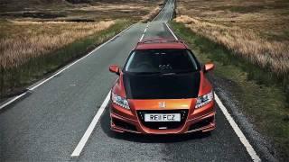 1-ое видео Honda CR-Z от Mugen