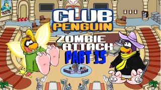 Club penguin-Zombie attack Part 15