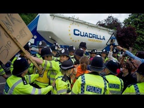 Fracking Truth, Breaking News, Balcombe,UK Part 2 - Unification
