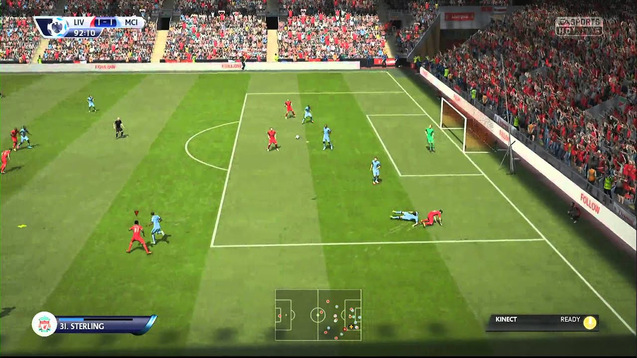 FIFA 15 PC Games Screenshots