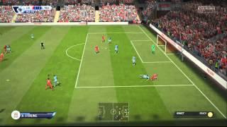 FIFA 15 - Twitch Gamescom Gameplay (Liverpool v Man City)