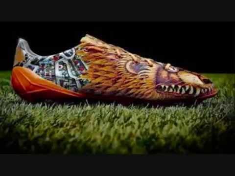 le scarpe da calcio più belle del mondo