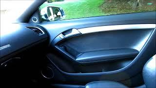 2011 Audi S5 Quattro Test Drive