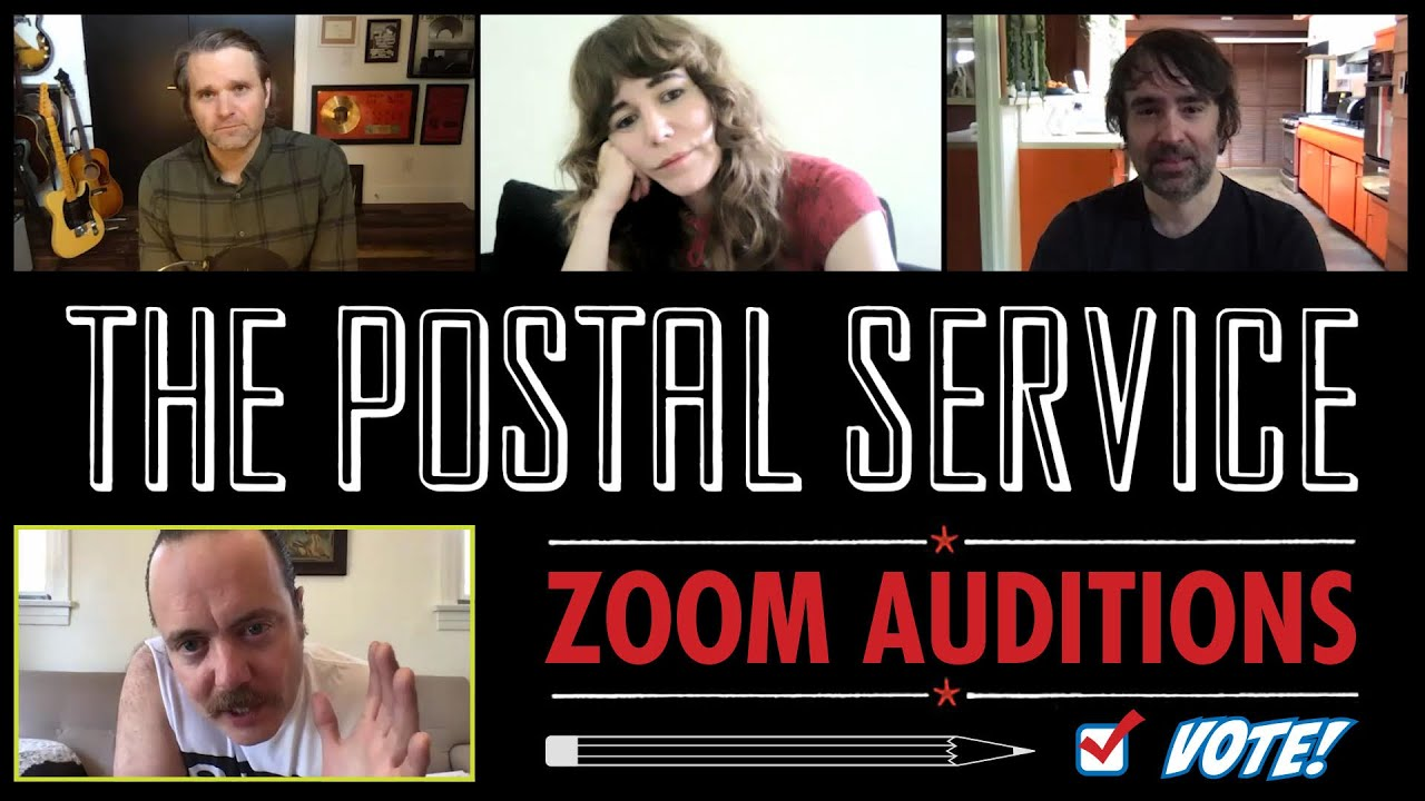 Seattle S Ben Gibbard Talks Postal Service Live Album New Death Cab Ep The Seattle Times