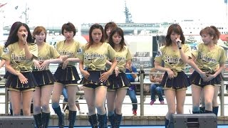 Bs Girls 自己紹介 告知・神戸みなとまつり2015・Kobe Port Festival・Dance & vocal unit