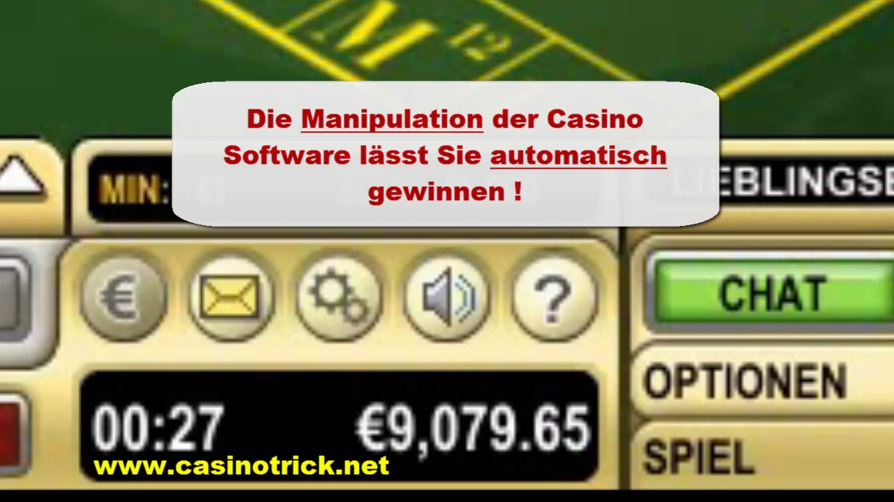 Spielautomaten Hacken Anleitung