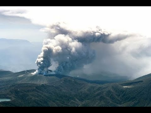 GSM Update 4/20/18 - Mount Ioyama Erupts - Coldest April Ever - Snow Records Fall - Delayed Planting