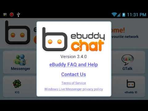 EBuddy Android App Download & Features