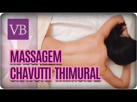 Massagem Com Os Pés: Chavutti Thimural - Você Bonita (21/03/18)
